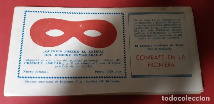 Tebeos: TEBEOS-COMICS CANDY - TEX WILLER - TEXAS BILL - COMPLETA - HISPANOAMERICANA 1949 - UNICA - UU99 - Foto 74 - 205257267