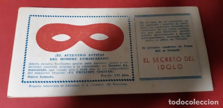 Tebeos: TEBEOS-COMICS CANDY - TEX WILLER - TEXAS BILL - COMPLETA - HISPANOAMERICANA 1949 - UNICA - UU99 - Foto 76 - 205257267