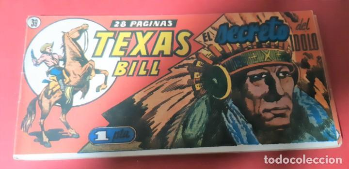 Tebeos: TEBEOS-COMICS CANDY - TEX WILLER - TEXAS BILL - COMPLETA - HISPANOAMERICANA 1949 - UNICA - UU99 - Foto 77 - 205257267