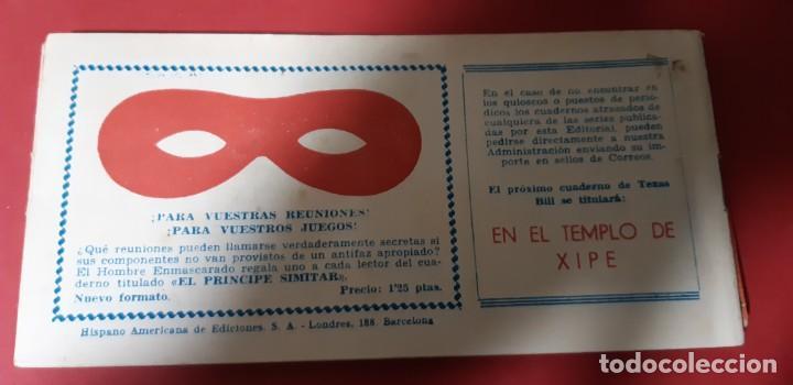 Tebeos: TEBEOS-COMICS CANDY - TEX WILLER - TEXAS BILL - COMPLETA - HISPANOAMERICANA 1949 - UNICA - UU99 - Foto 78 - 205257267
