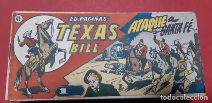 Tebeos: TEBEOS-COMICS CANDY - TEX WILLER - TEXAS BILL - COMPLETA - HISPANOAMERICANA 1949 - UNICA - UU99 - Foto 81 - 205257267