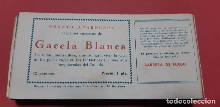 Tebeos: TEBEOS-COMICS CANDY - TEX WILLER - TEXAS BILL - COMPLETA - HISPANOAMERICANA 1949 - UNICA - UU99 - Foto 88 - 205257267