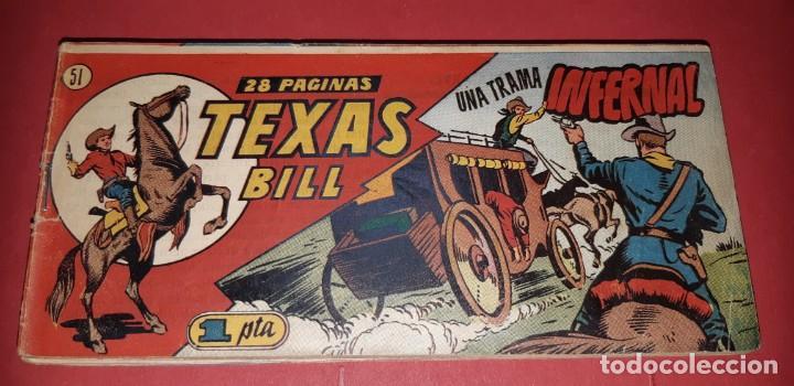 Tebeos: TEBEOS-COMICS CANDY - TEX WILLER - TEXAS BILL - COMPLETA - HISPANOAMERICANA 1949 - UNICA - UU99 - Foto 101 - 205257267