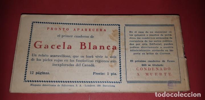Tebeos: TEBEOS-COMICS CANDY - TEX WILLER - TEXAS BILL - COMPLETA - HISPANOAMERICANA 1949 - UNICA - UU99 - Foto 102 - 205257267