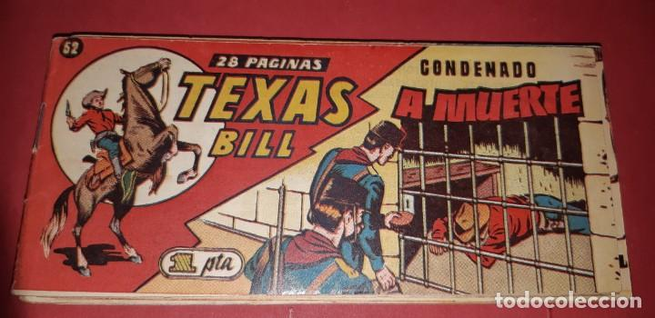 Tebeos: TEBEOS-COMICS CANDY - TEX WILLER - TEXAS BILL - COMPLETA - HISPANOAMERICANA 1949 - UNICA - UU99 - Foto 103 - 205257267