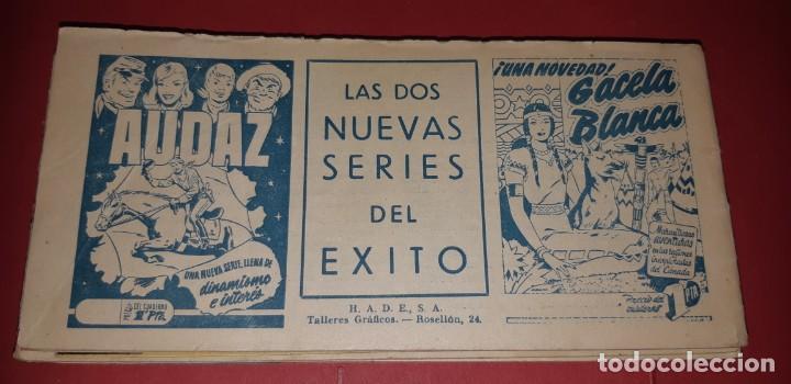 Tebeos: TEBEOS-COMICS CANDY - TEX WILLER - TEXAS BILL - COMPLETA - HISPANOAMERICANA 1949 - UNICA - UU99 - Foto 104 - 205257267