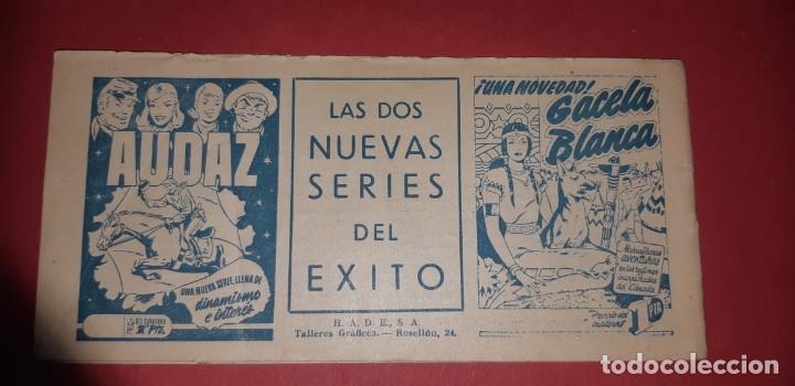 Tebeos: TEBEOS-COMICS CANDY - TEX WILLER - TEXAS BILL - COMPLETA - HISPANOAMERICANA 1949 - UNICA - UU99 - Foto 106 - 205257267