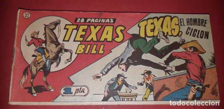 Tebeos: TEBEOS-COMICS CANDY - TEX WILLER - TEXAS BILL - COMPLETA - HISPANOAMERICANA 1949 - UNICA - UU99 - Foto 109 - 205257267