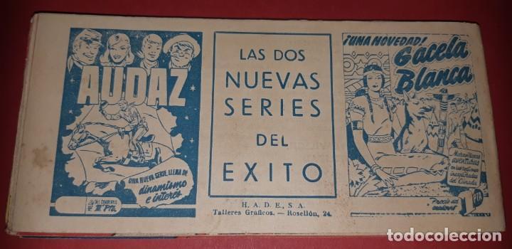 Tebeos: TEBEOS-COMICS CANDY - TEX WILLER - TEXAS BILL - COMPLETA - HISPANOAMERICANA 1949 - UNICA - UU99 - Foto 112 - 205257267