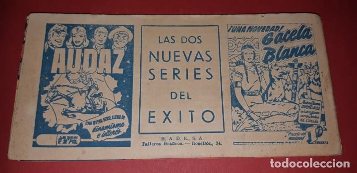 Tebeos: TEBEOS-COMICS CANDY - TEX WILLER - TEXAS BILL - COMPLETA - HISPANOAMERICANA 1949 - UNICA - UU99 - Foto 114 - 205257267