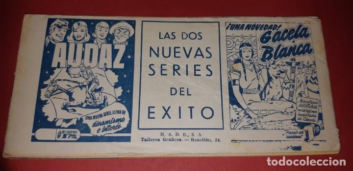 Tebeos: TEBEOS-COMICS CANDY - TEX WILLER - TEXAS BILL - COMPLETA - HISPANOAMERICANA 1949 - UNICA - UU99 - Foto 116 - 205257267