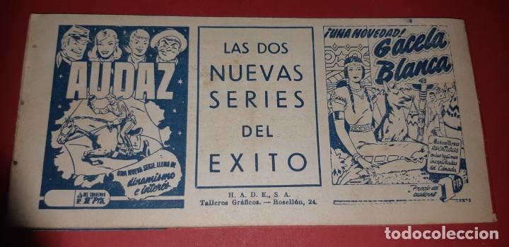 Tebeos: TEBEOS-COMICS CANDY - TEX WILLER - TEXAS BILL - COMPLETA - HISPANOAMERICANA 1949 - UNICA - UU99 - Foto 118 - 205257267