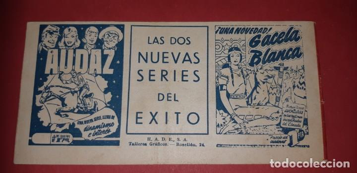 Tebeos: TEBEOS-COMICS CANDY - TEX WILLER - TEXAS BILL - COMPLETA - HISPANOAMERICANA 1949 - UNICA - UU99 - Foto 120 - 205257267