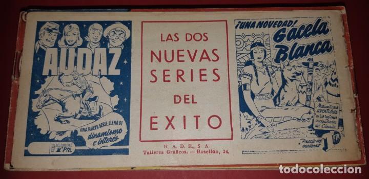 Tebeos: TEBEOS-COMICS CANDY - TEX WILLER - TEXAS BILL - COMPLETA - HISPANOAMERICANA 1949 - UNICA - UU99 - Foto 122 - 205257267
