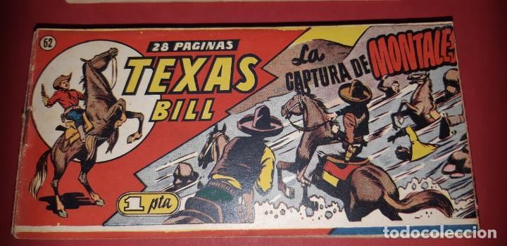 Tebeos: TEBEOS-COMICS CANDY - TEX WILLER - TEXAS BILL - COMPLETA - HISPANOAMERICANA 1949 - UNICA - UU99 - Foto 123 - 205257267