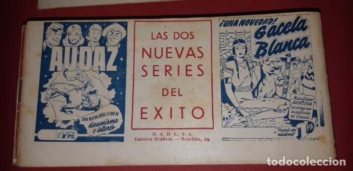Tebeos: TEBEOS-COMICS CANDY - TEX WILLER - TEXAS BILL - COMPLETA - HISPANOAMERICANA 1949 - UNICA - UU99 - Foto 126 - 205257267