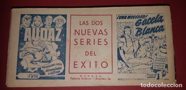 Tebeos: TEBEOS-COMICS CANDY - TEX WILLER - TEXAS BILL - COMPLETA - HISPANOAMERICANA 1949 - UNICA - UU99 - Foto 128 - 205257267
