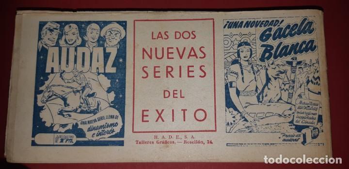 Tebeos: TEBEOS-COMICS CANDY - TEX WILLER - TEXAS BILL - COMPLETA - HISPANOAMERICANA 1949 - UNICA - UU99 - Foto 130 - 205257267