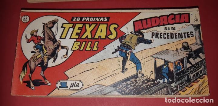 Tebeos: TEBEOS-COMICS CANDY - TEX WILLER - TEXAS BILL - COMPLETA - HISPANOAMERICANA 1949 - UNICA - UU99 - Foto 131 - 205257267