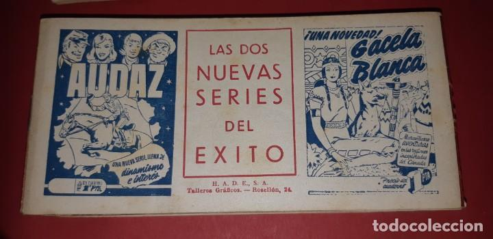 Tebeos: TEBEOS-COMICS CANDY - TEX WILLER - TEXAS BILL - COMPLETA - HISPANOAMERICANA 1949 - UNICA - UU99 - Foto 132 - 205257267