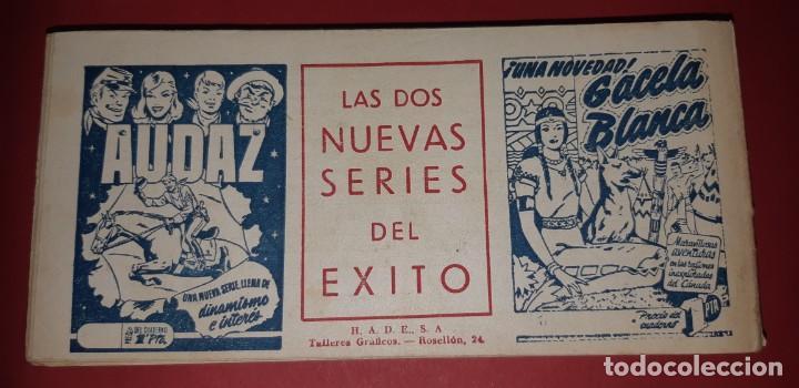 Tebeos: TEBEOS-COMICS CANDY - TEX WILLER - TEXAS BILL - COMPLETA - HISPANOAMERICANA 1949 - UNICA - UU99 - Foto 134 - 205257267