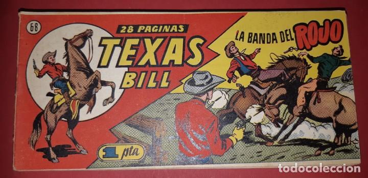 Tebeos: TEBEOS-COMICS CANDY - TEX WILLER - TEXAS BILL - COMPLETA - HISPANOAMERICANA 1949 - UNICA - UU99 - Foto 135 - 205257267