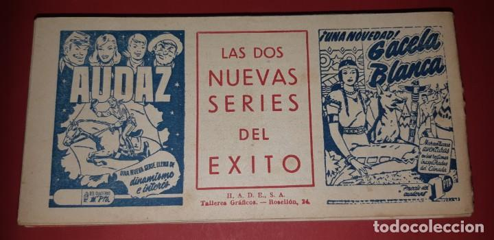 Tebeos: TEBEOS-COMICS CANDY - TEX WILLER - TEXAS BILL - COMPLETA - HISPANOAMERICANA 1949 - UNICA - UU99 - Foto 136 - 205257267