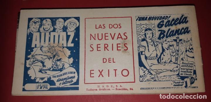 Tebeos: TEBEOS-COMICS CANDY - TEX WILLER - TEXAS BILL - COMPLETA - HISPANOAMERICANA 1949 - UNICA - UU99 - Foto 138 - 205257267