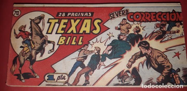Tebeos: TEBEOS-COMICS CANDY - TEX WILLER - TEXAS BILL - COMPLETA - HISPANOAMERICANA 1949 - UNICA - UU99 - Foto 139 - 205257267