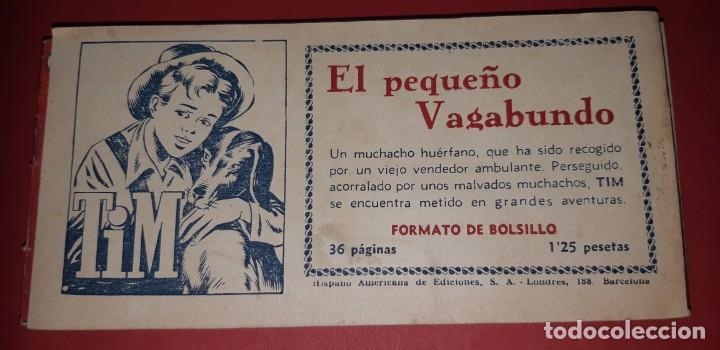 Tebeos: TEBEOS-COMICS CANDY - TEX WILLER - TEXAS BILL - COMPLETA - HISPANOAMERICANA 1949 - UNICA - UU99 - Foto 142 - 205257267