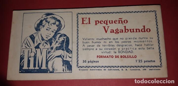 Tebeos: TEBEOS-COMICS CANDY - TEX WILLER - TEXAS BILL - COMPLETA - HISPANOAMERICANA 1949 - UNICA - UU99 - Foto 144 - 205257267