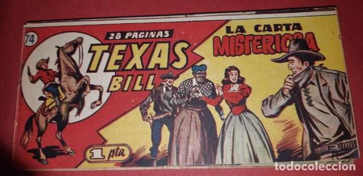Tebeos: TEBEOS-COMICS CANDY - TEX WILLER - TEXAS BILL - COMPLETA - HISPANOAMERICANA 1949 - UNICA - UU99 - Foto 147 - 205257267