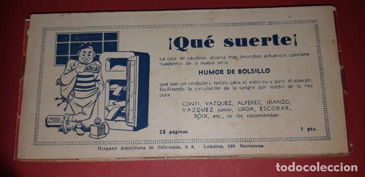 Tebeos: TEBEOS-COMICS CANDY - TEX WILLER - TEXAS BILL - COMPLETA - HISPANOAMERICANA 1949 - UNICA - UU99 - Foto 148 - 205257267