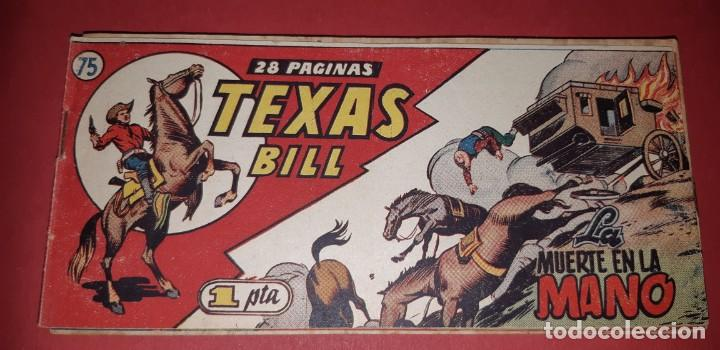 Tebeos: TEBEOS-COMICS CANDY - TEX WILLER - TEXAS BILL - COMPLETA - HISPANOAMERICANA 1949 - UNICA - UU99 - Foto 149 - 205257267