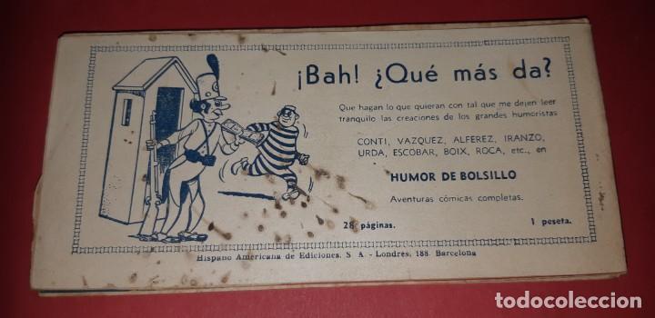 Tebeos: TEBEOS-COMICS CANDY - TEX WILLER - TEXAS BILL - COMPLETA - HISPANOAMERICANA 1949 - UNICA - UU99 - Foto 150 - 205257267