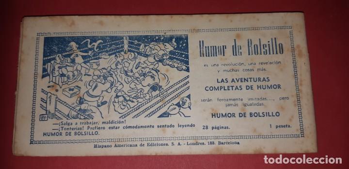 Tebeos: TEBEOS-COMICS CANDY - TEX WILLER - TEXAS BILL - COMPLETA - HISPANOAMERICANA 1949 - UNICA - UU99 - Foto 152 - 205257267