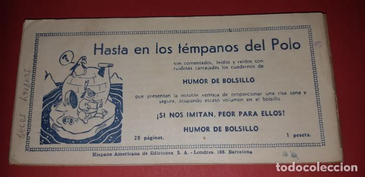 Tebeos: TEBEOS-COMICS CANDY - TEX WILLER - TEXAS BILL - COMPLETA - HISPANOAMERICANA 1949 - UNICA - UU99 - Foto 154 - 205257267