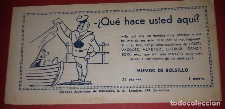Tebeos: TEBEOS-COMICS CANDY - TEX WILLER - TEXAS BILL - COMPLETA - HISPANOAMERICANA 1949 - UNICA - UU99 - Foto 160 - 205257267