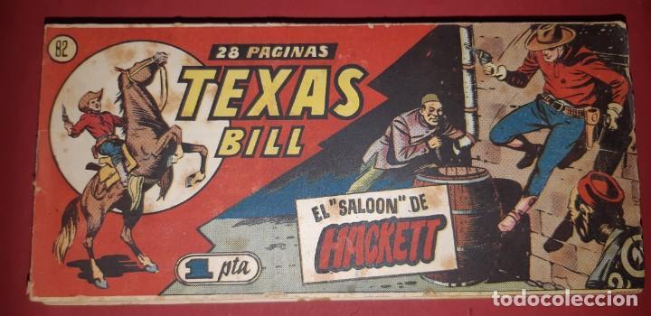 Tebeos: TEBEOS-COMICS CANDY - TEX WILLER - TEXAS BILL - COMPLETA - HISPANOAMERICANA 1949 - UNICA - UU99 - Foto 163 - 205257267