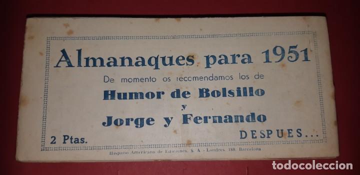 Tebeos: TEBEOS-COMICS CANDY - TEX WILLER - TEXAS BILL - COMPLETA - HISPANOAMERICANA 1949 - UNICA - UU99 - Foto 164 - 205257267