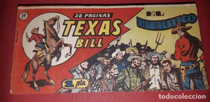 Tebeos: TEBEOS-COMICS CANDY - TEX WILLER - TEXAS BILL - COMPLETA - HISPANOAMERICANA 1949 - UNICA - UU99 - Foto 167 - 205257267