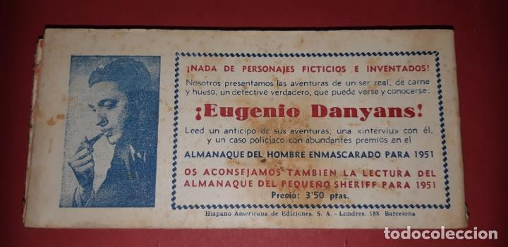 Tebeos: TEBEOS-COMICS CANDY - TEX WILLER - TEXAS BILL - COMPLETA - HISPANOAMERICANA 1949 - UNICA - UU99 - Foto 172 - 205257267