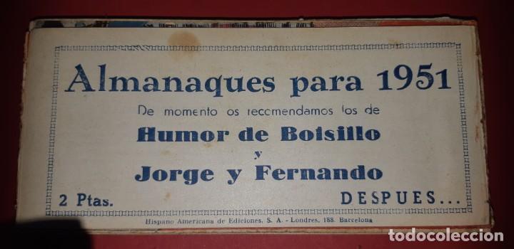 Tebeos: TEBEOS-COMICS CANDY - TEX WILLER - TEXAS BILL - COMPLETA - HISPANOAMERICANA 1949 - UNICA - UU99 - Foto 176 - 205257267