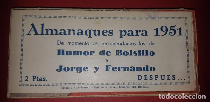 Tebeos: TEBEOS-COMICS CANDY - TEX WILLER - TEXAS BILL - COMPLETA - HISPANOAMERICANA 1949 - UNICA - UU99 - Foto 178 - 205257267