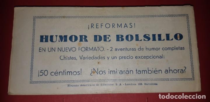 Tebeos: TEBEOS-COMICS CANDY - TEX WILLER - TEXAS BILL - COMPLETA - HISPANOAMERICANA 1949 - UNICA - UU99 - Foto 182 - 205257267