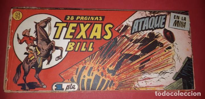 Tebeos: TEBEOS-COMICS CANDY - TEX WILLER - TEXAS BILL - COMPLETA - HISPANOAMERICANA 1949 - UNICA - UU99 - Foto 186 - 205257267