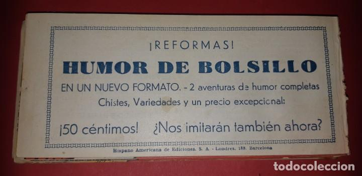 Tebeos: TEBEOS-COMICS CANDY - TEX WILLER - TEXAS BILL - COMPLETA - HISPANOAMERICANA 1949 - UNICA - UU99 - Foto 187 - 205257267