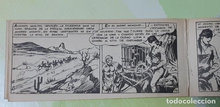 Tebeos: TEBEOS-COMICS CANDY - TEX WILLER - TEXAS BILL - COMPLETA - HISPANOAMERICANA 1949 - UNICA - UU99 - Foto 189 - 205257267