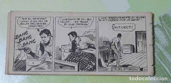 Tebeos: TEBEOS-COMICS CANDY - TEX WILLER - TEXAS BILL - COMPLETA - HISPANOAMERICANA 1949 - UNICA - UU99 - Foto 195 - 205257267