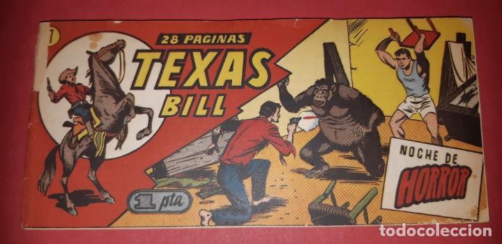 Tebeos: TEBEOS-COMICS CANDY - TEX WILLER - TEXAS BILL - COMPLETA - HISPANOAMERICANA 1949 - UNICA - UU99 - Foto 196 - 205257267